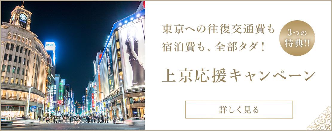 上京応援キャンペーン